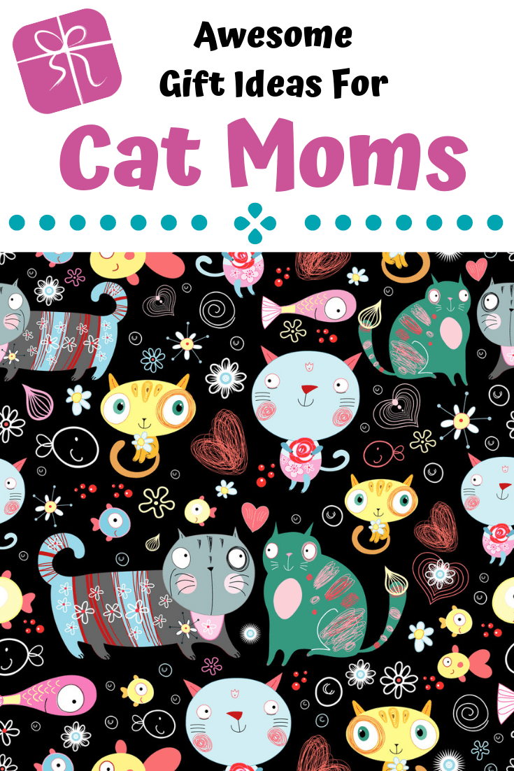 A List Of The Most Awesome Cat Mom Gifts