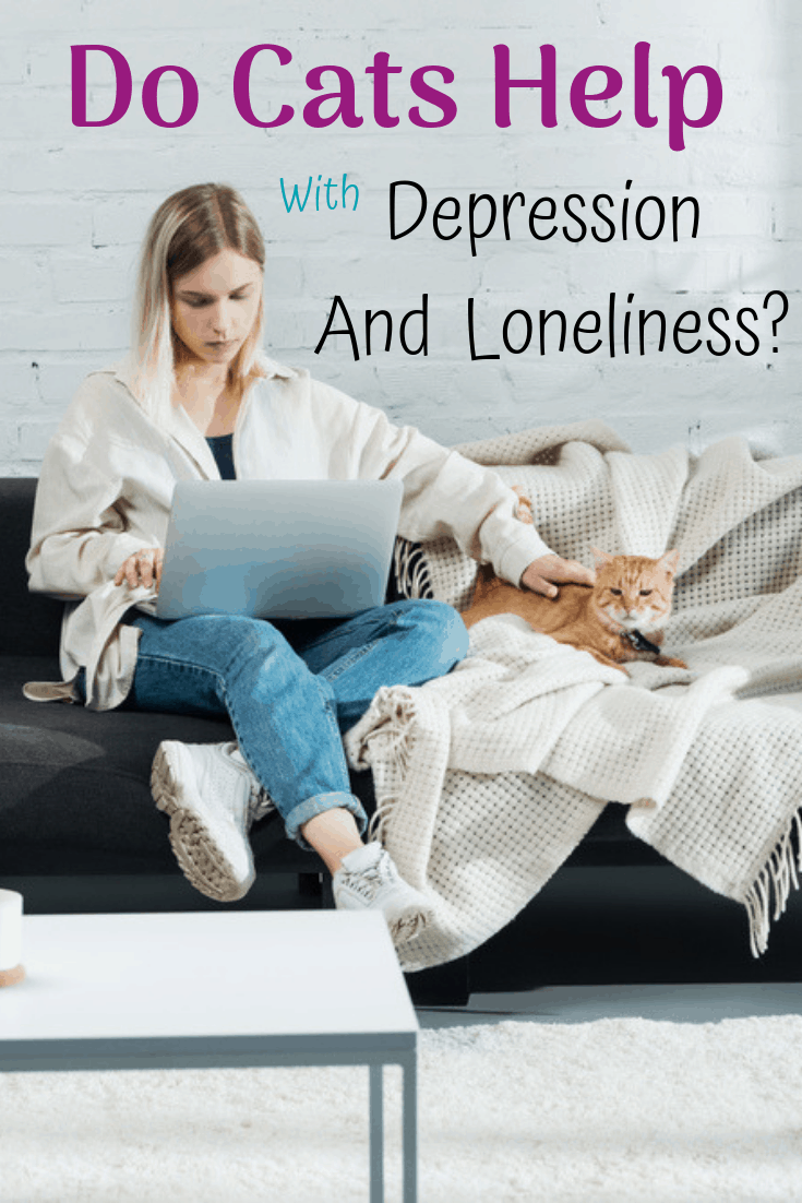 Do Cats Help With Depression And Loneliness?