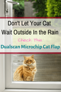 Dualscan Microchip Cat Door