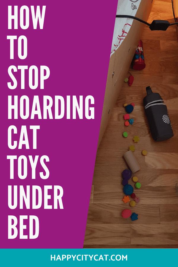 Under Bed Cat Blocker