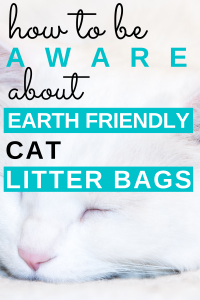 Biodegradable Cat Litter Bags - earth friendly cat litter bags
