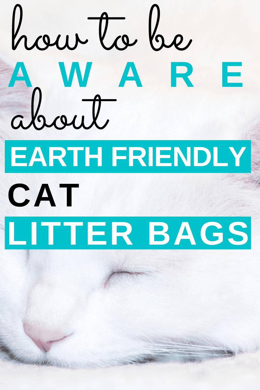 Biodegradable Cat Litter Bags - earth friendly cat litter bags