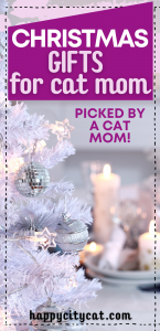 Christmas Gifts For Cat Mom