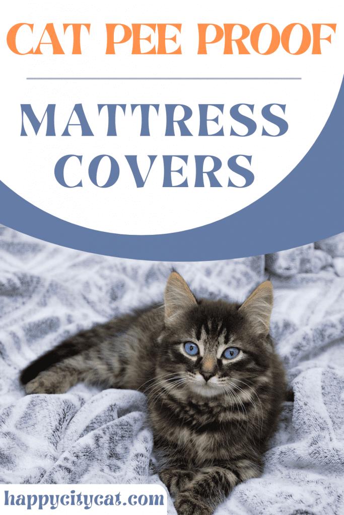 Cat Pee Proof Mattress Cover