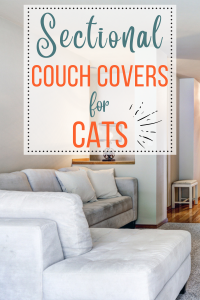Sectional Couch Covers for Cats